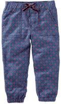 Osh Kosh Girls 4-8 Geometric Pants