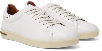 Loro Piana Traveller Walk Leather Sneakers