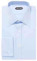 Tom Ford Cotton Spread Dress Shirt