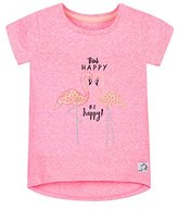 Mothercare Baby GirLong Sleeve Jg Promo Short Sleeve Flamingo Tee T - Shirt