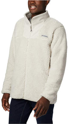 Columbia Men Winter Pass Full-Zip Fleece Jacket