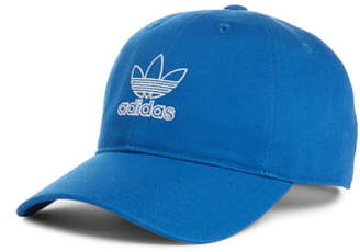 adidas Outline Logo Relaxed Baseball Cap