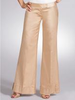 Arden B Wide Leg Shine Trouser