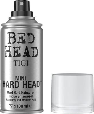 Tigi Bed Head Mini Hard Head Hairspray for Long Lasting Strong Hold 100ml