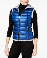 Calvin Klein Quilted Hooded Vest
