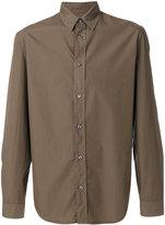 Maison Margiela classic long sleeve shirt - men - Cotton - 40