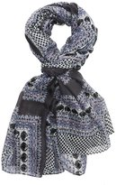 Charlotte Russe Printed Wrap Scarf