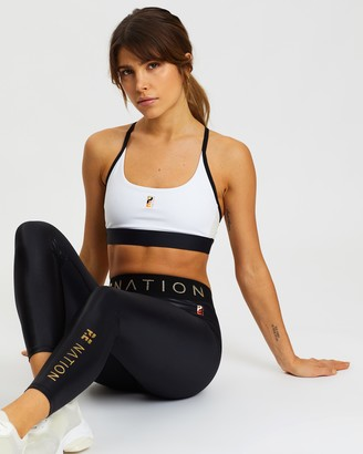 P.E Nation Ace Action Sports Bra
