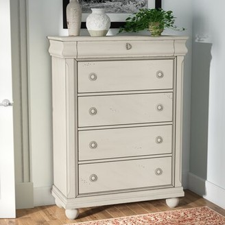 Charlton Home Warlick 5 Drawer Chest Charlton Home