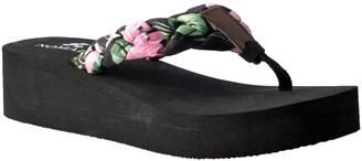 NOMAD Braided Thong Sandals - Luau