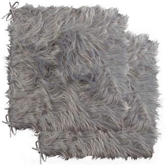 Pleasing Fur Chair Shopstyle Machost Co Dining Chair Design Ideas Machostcouk
