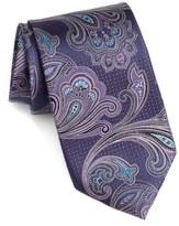 Nordstrom Men's 'Large Paisley' Silk Tie