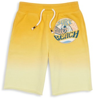 Peek Little Boy's & Boy's Waylon Fleece Shorts