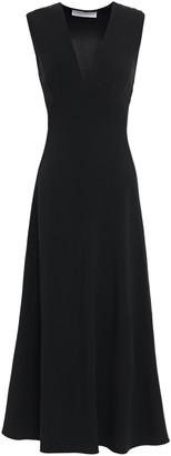 Victoria Beckham Cutout Stretch-crepe Midi Dress