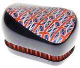 Tangle Teezer Cool Britannia Compact Styler Professional Detangling Hairbrush