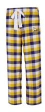 Concepts Sport Minnesota Vikings Women's Breakout Plaid Pajama Pants