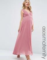 Asos Soft Cami Maxi Dress