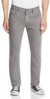 J Brand Kane Straight Fit Jeans in Tinted Gunmetal