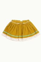 ie Corduroy Gather Skirt