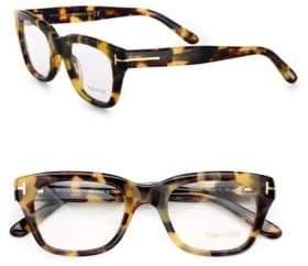 Tom Ford Full-Rim Square Optical Glasses