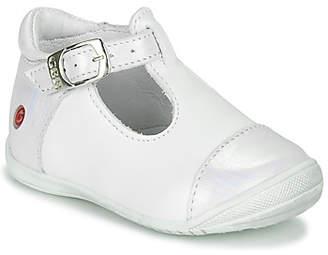 GBB MERTONE girls's Shoes (Pumps / Ballerinas) in White