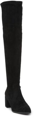 Madden-Girl Daniella Over-the-Knee Boot