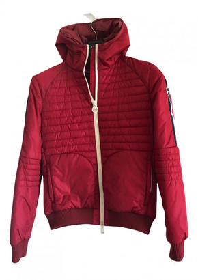 Rossignol Red Polyester Jackets
