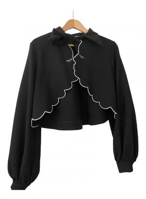 VIVETTA Black Wool Jackets
