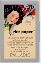 Palladio Beauty Rice Paper Tissue Natural, 1-Count