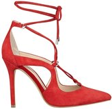 GUESS Women's Badelia Lace-Up Pumps