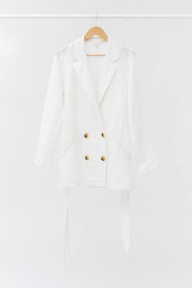 Billabong X Sincerely Jules Good Luck Blazer Mini Dress