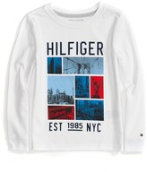 Tommy Hilfiger Long Sleeve Graphic Tee