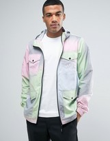 Hero's Heroine Heros Heroine Lightweight Jacket In Tie Dye