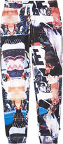 Eleven Paris Star Wars cotton tracksuit bottoms 4-16 years