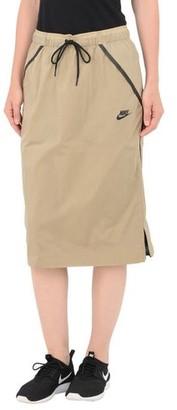 Nike 3/4 length skirt