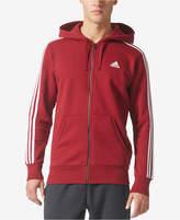 adidas Men's Essential Fleece Zip Hoodie