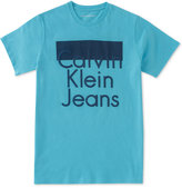Calvin Klein Graphic-Print T-Shirt, Little Boys (2-7)