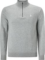 Polo Golf By Ralph Lauren Half-zip Cotton Jumper