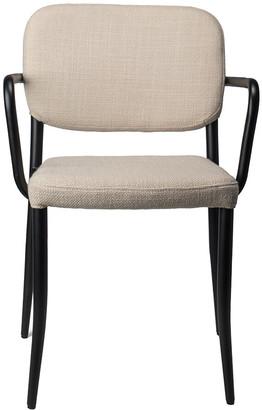 Pols Potten Jamie Fabric Chair - Beige