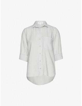 Bella Dahl Loose-fit woven shirt