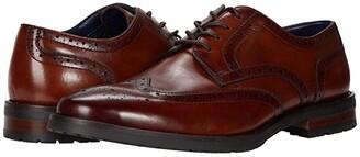Steve Madden Zeek Oxford (Tan Leather) Men's Shoes