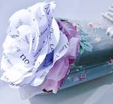Cot2tot & Beyond 'Love You' Paper Wrapped Rose