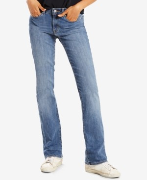 Levi's Women's Classic Bootcut Jeans in Short Length