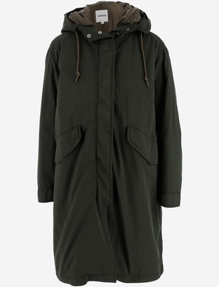 Aspesi Water Repellent Women's Parka