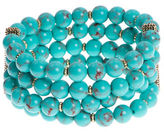 lonna & lilly Turquoise Stretch Bracelet