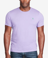 Polo Ralph Lauren Men's Big & Tall Jersey Crew Neck T-Shirt