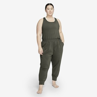 Nike Women's 7/8 Jumpsuit (Plus Size Yoga