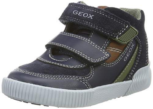 geox sandals, Geox boys' jr savage b abx c low top sneakers