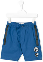John Galliano drawstring shorts - kids - Cotton - 6 yrs