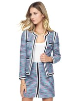 Juicy Couture Ocean Knit Boucle Sporty Jacket
